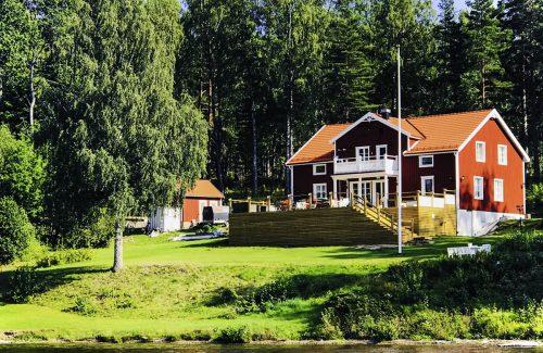 Villa Fryksta